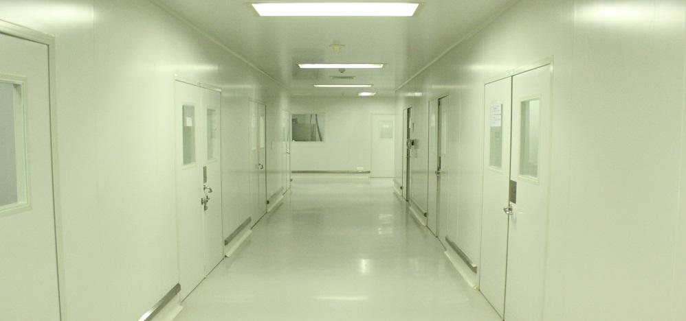 General facility Coridoor 1