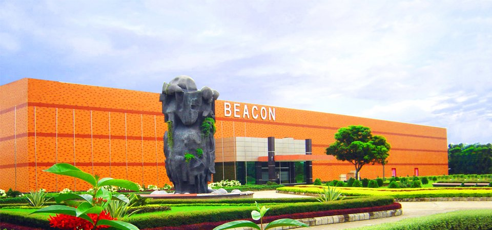A Company With Global Vision - Beacon Pharmaceuticals Limited
