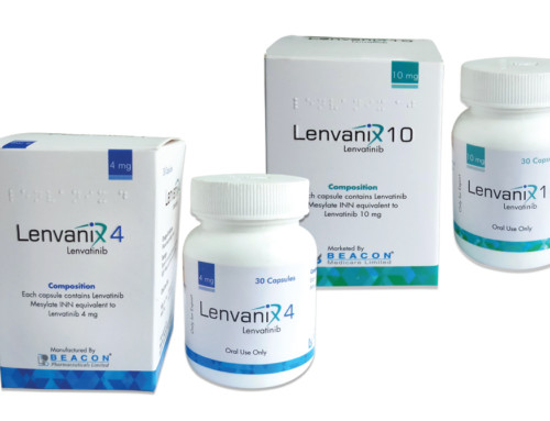 BEACON proudly introduced yet another blockbuster drug, Lenvatinib