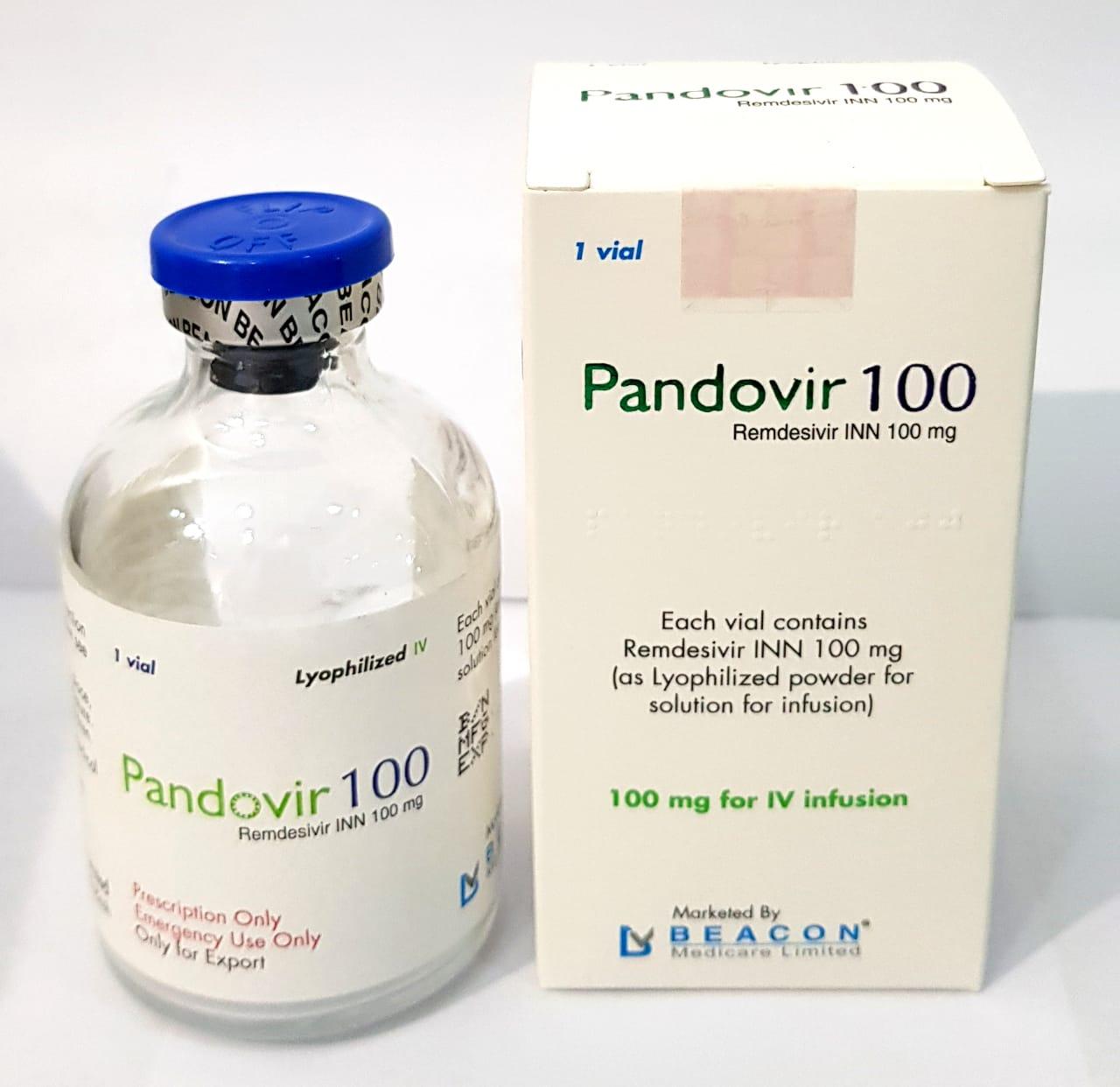 pandovir 100